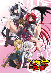 High School DxD DVD Cover.jpg