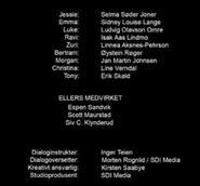 Jessie Norwegian Credits
