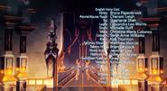 Sword Art Online Alicization – War of Underworld Episode 3 Credits