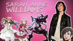 BTF Interview - Sarah Anne Williams