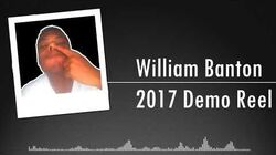 DEMO REEL - William Banton Character Demo Reel 2017