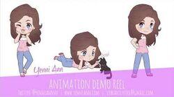 Yenni Ann - Animation Demo Reel