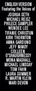 Digimon Adventure Episode 1 Credits