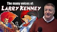 Many Voices of Larry Kenney (Thundercats SilverHawks Count Chocula )
