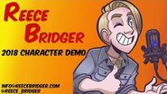 Reece Bridger 2018 Character Demo