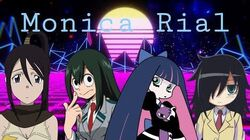 The Voices of Monica Rial