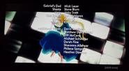 Sword Art Online Alicization – War of Underworld Episode 4 Credits Part 2