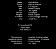 Jessie Swedish Credits