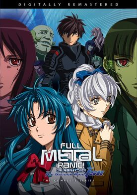 Full Metal Panic The Second Raid 2005 DVD Cover.jpg