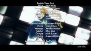 Sword Art Online Alicization – War of Underworld Episode 9 Credits