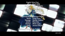 Sword Art Online Alicization – War of Underworld Episode 9 Credits.png