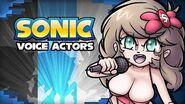 Sonic the Hedgehog Voice Actors - RadicalSoda