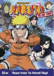 Naruto Mission Protect the Waterfall Village DVD Cover.jpg