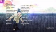 Boruto Naruto Next Generations Episode 41 Credits