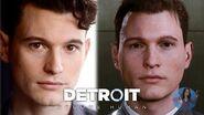 Detroit Become Human Actor, Bryan Dechart as Connor VA Spotlight