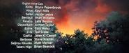 Sword Art Online Alicization – War of Underworld Episode 1 Credits