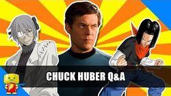 Chuck Huber Q&A Thursday