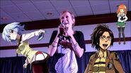 Getting Random with Jessica Calvello at Anime CTX 2017