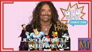Jess Harnell Animaniacs Interview MCM London Comicon
