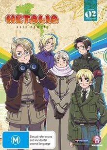 Hetalia Axis Powers 2009 DVD Cover.jpg