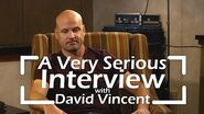 A Very Serious Interview with David Vincent (Voice Actor)