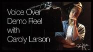 Voice Over Demo Reel with Caroly Larson II ShevyBolts