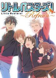 Little Busters! Refrain Cover.jpg
