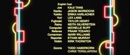 Megalo Box Episode 2 Credits Part 1