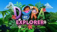 Dora the Explorer HD Logo