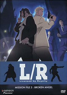 LR Licensed by Royalty 2003 DVD Cover.png