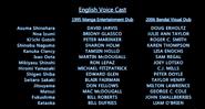Patlabor The Movie 1995 Dub Credits