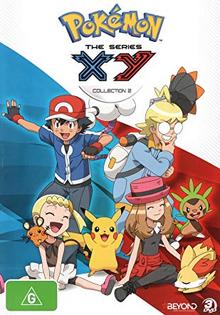 Pokémon The Series XY 2014 DVD Cover.png