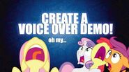 Voice Acting Corner CREATE A VOICE OVER DEMO