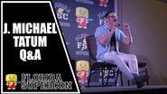 J Michael Tatum Q&A at Florida Supercon 2015