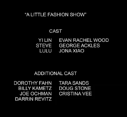 Flavors of Youth Credits Part 2