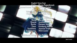Sword Art Online Alicization – War of Underworld Episode 10 Credits.png