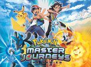 Pokemon master journeys the series - key art