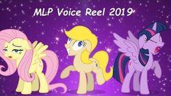 My Little Pony Voice Reel 2019 (Peacock Studios)