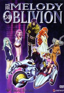 The Melody of Oblivion 2004 DVD Cover.jpg