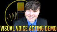 Quinn O'Quinn - Visual Voice Acting Demo Reel 2018-2019
