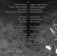 FLCL Alternative Episode 3 Credits