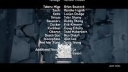 Sword Art Online Alicization – War of Underworld Episode 18 Credits Part 2