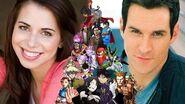 Voice Connections - Laura Bailey & Travis Willingham