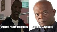 Characters and Voice Actors - Grand Theft Auto San Andreas