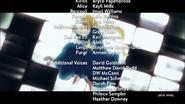 Sword Art Online Alicization – War of Underworld Episode 8 Credits