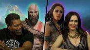 God of War Director Asks the Cast 10 (Strange) Questions