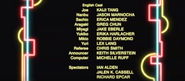 Megalo Box Episode 6 Credits Part 1