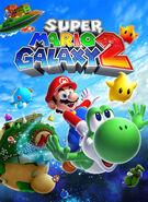 Super Mario Galaxy 2 Cover