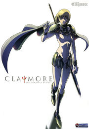 Claymore 2007 DVD Cover.jpg