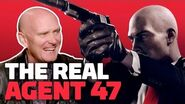 Playing Hitman 2 with the Real Agent 47
